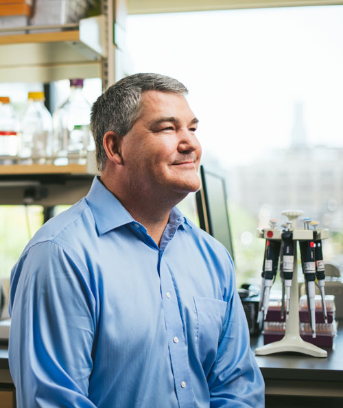 Kyle Orwig, Principal Investigator of the Orwig Laboratory